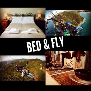 BED & FLY locanda del sale liguria